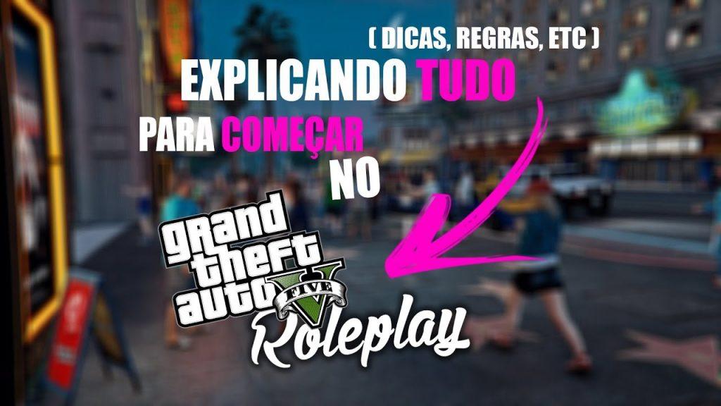 Regras GTA V Roleplay quais as regras e como jogar!