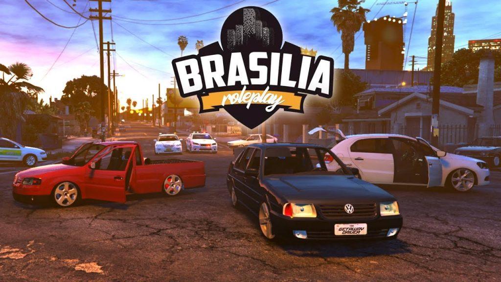Servidor Brasilia RP | GTA V Roleplay Brasil