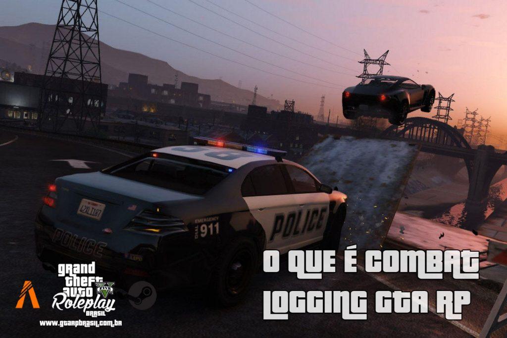 O que é Combat Logging no GTA Roleplay