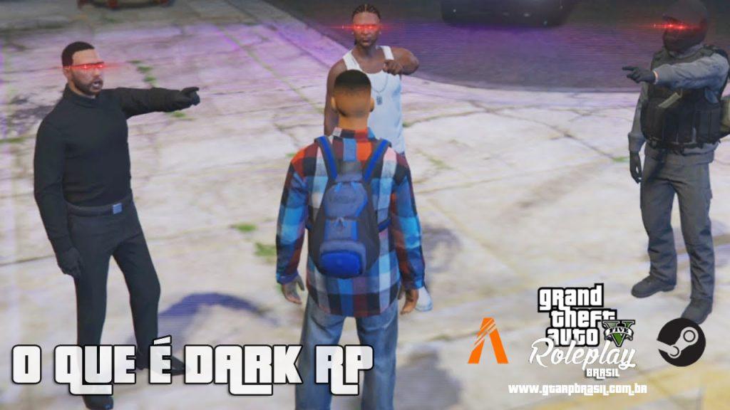 O que é Dark RP GTA