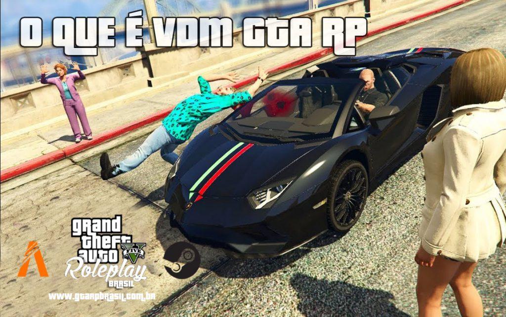 O que é VDM no GTA Roleplay? | GTA RP