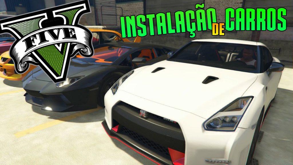 Como instalar carros no GTA V - Instalar Carros no GTA 5