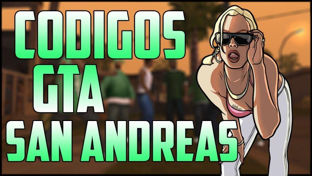 Lista com Todos os Códigos do GTA San Andreas PC e PS2