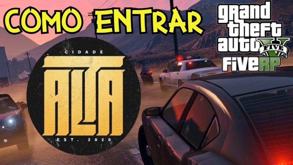 Como fazer whitelist GTA RP Cidade Alta?