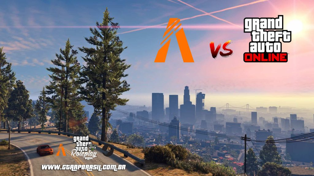 FiveM é melhor do que GTA online?