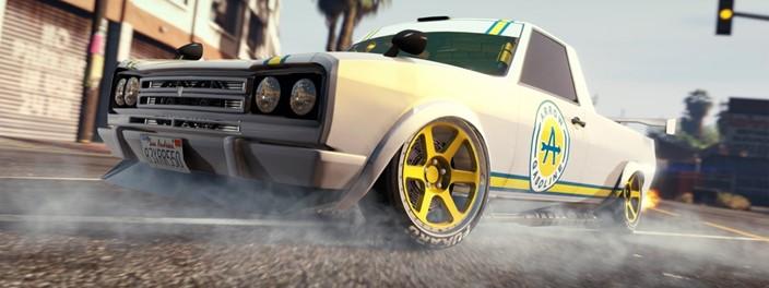 GTA 5 ganhará veículos mais rápidos para consoles da nova geração