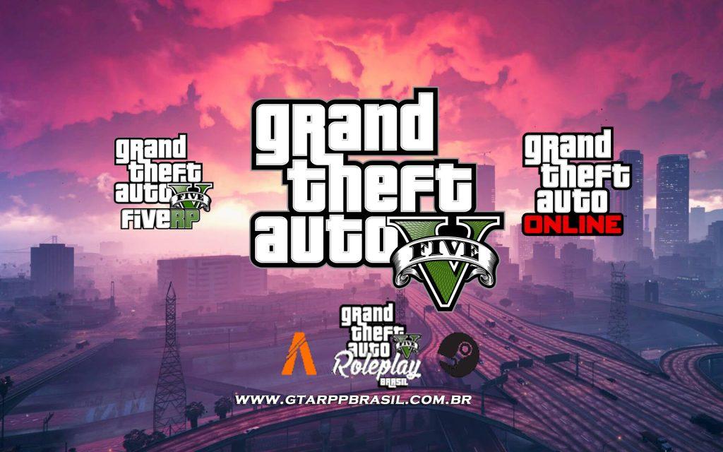 Qual a diferença entre o GTA V, GTA RP e GTA Online?