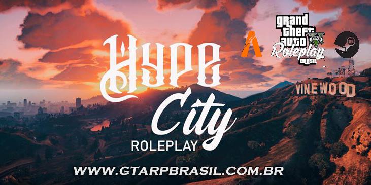 Servidor Hype City GTA RP